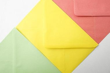 Зразки листів-вітаннь